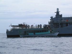 (PNS Tariq, Tariq Class) der Pakistan Navy.